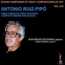 Dautaner, Gerber, Ruiz-Pipo: Spanish composers of today, Excellent