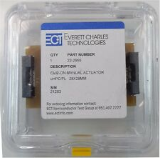 Everett Charles IC Test Socket Clip-On Manual Actuator uHPC/PL 28x28MM 22-2955