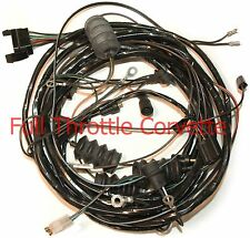1965 Corvette Coupe Rear Body Wiring Harness With Back-Up Lights