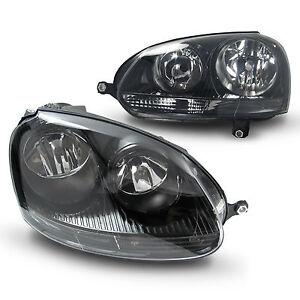 "Upgrade Scheinwerfer VW Golf V / Jetta III ""Black Design""! Super Stylish! GTI!"