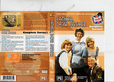 Father Dear Father-Complete Series 1-1968/1973-TV Series UK-7 Episodes-DVD