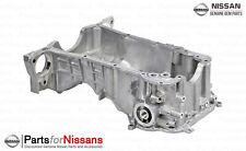 GENUINE NISSAN INFINITI 2003-2006 350Z G35 UPPER ENGINE OIL PAN NEW OEM