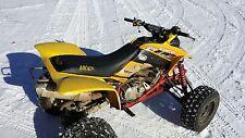 Honda  440ex 440 GRIPPER seat cover 440 BIGBORE  other colors 400ex