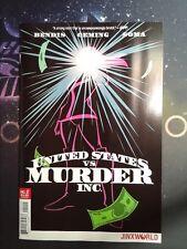 United Sates Vs Murder Inc #2 Jinxworld VF/NM 9.0 (CB2318)
