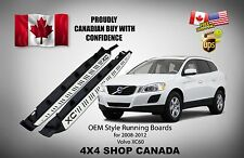 OE STYLE RUNNING BOARDS For 2008-2012 VOLVO XC60 SIDE STEP BARS NERF BAR