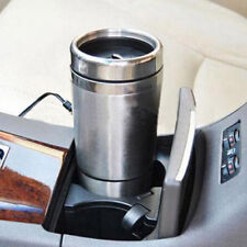 Car Heating Cup Electric Stainless Steel Thermos Practical Tea Coffee Travel Mug