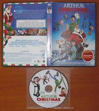 Arthur Chirstmas Operación Regalo [DVD] idiomas en: Castellano, Catalán e Inglés