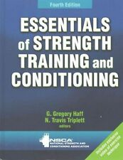 Essentials of Strength Training and Conditioning 4th Edition UK FREE POST NEW