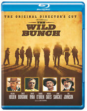 The Wild Bunch: Director's Cut [1969] (Blu-ray) William Holden, Ernest Borgnine