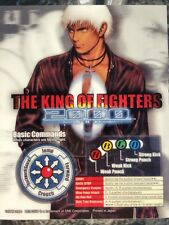 The King Of Fighters 2000 Neo Geo Arcade Marquee