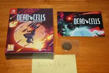 Dead Cells Signature Edition (Nintendo Switch) NEW SEALED W/CARD + COIN, RARE!