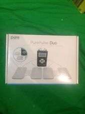 Pure Enrichment Pure Pulse Duo Deluxe EMS & TENS Combo Device (i531)