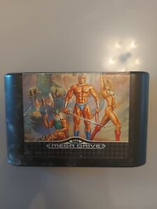 Golden Axe Sega Mega Drive