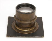 R.O.J.A. vorm. Emil Busch Rathenow Anastigmat Ser II F:5,5 No.5 F=330mm D.R.P.a.