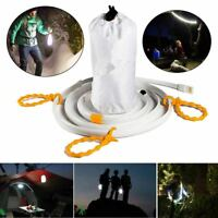 1.5M 5V LED Waterproof Outdoor Indoor Hiking Camping USB Light Strip Tent Lamp