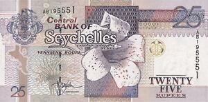 Seychellen / Seychelles P.37a 25 Rupien (1998) (1) UNC