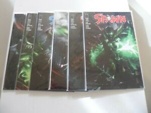 """2019 Spawn PRE ROAD TO """"Complete Run"""" of 6 Comics (290-295) NM/1ST!!! (A Covers)"""