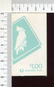 41158) AUSTRALIA 1987 MNH** QEII Parrots 1c(x1) + 33c(x3) Reprint