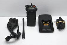 TESTED MOTOROLA APX APX6000 P25 TDMA RADIO 136-174 MHZ VHF MHZ DIGITAL RADIO LOT