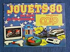 Catalogue Grands Magasins MLP Jouets 80 - Toy catalogue - Catalogue de jouets