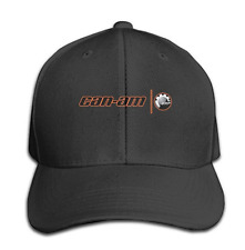 Unisex Can Am Spyder Logo Adjustable Peaked Baseball Caps Hats Duck Tongue Hat