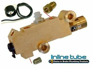 1976-86 Ford F150 F250 F350 Truck Bronco Disc Drum Brake Proportioning Valve KIT
