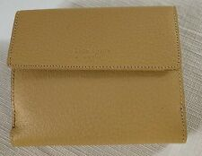 🌸 NWT Kate Spade Sand Wellesley Boarskin Leather Wallet New W/tag