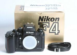 Nikon F4 Gehäuse