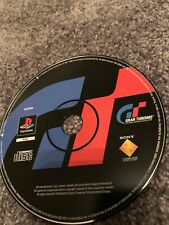 PS1 GRAN TURISMO DISC ONLY