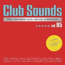 CLUB SOUNDS,VOL.85  3 CD NEU