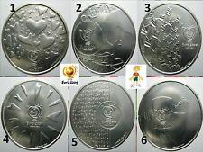 All 8 Euros Silver Unc Coin 2003 2004 Portugal UEFA euro 2004 cup