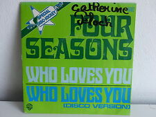 FOUR SEASONS Who loves you 16602