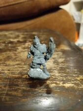Warhammer Oldhammer Citadel Pre Slotta Chaos Warrior With Fire asgard