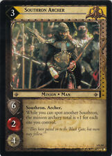 Lord of the Rings CCG TCG Two Towers - SOUTHRON ARCHER RARE