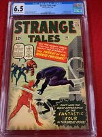Strange Tales 106 (CGC Grade) - 1st appearance of the Acrobat