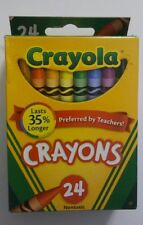 Crayola Crayons - Classic Color Pack Non-Toxic 24ct Brand New