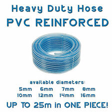 PVC Hose Reinforced Cotton Braided Pipe for Diesel Fuel Oil Air Water Flow
