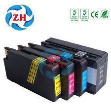 4X HP Cartouche d'encre 950XL 951XL Officejet Pro 8600 8600+ 8100 8610 8620 8630