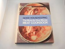VINTAGE THE MORE-FOR-YOUR-MONEY MEAT COOKBOOK BY GOOD HOUSEKEEPING 1971