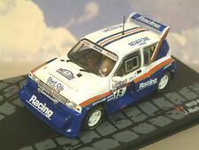 Parte detallada de trabajo 1/43 MG Metro 6R4 #15 RAC Rally 1986 McRae Lombardo/GRINDROD