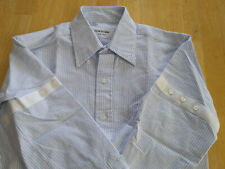 NWOT Thom Browne Blue University Button Down Grosgrain TB1 14.5-32  MSRP $425