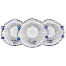 3 Atemschutzmasken FFP2 von ToolTech, Staubmasken, Staub Masken, Feinstaubmasken