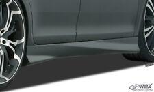 "RDX Seitenschweller RENAULT Megane 4 Limousine & Grandtour ""Turbo"" Spoiler"