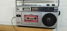 SANYO M1950 AF Kasseten Rekorder Radio Tape