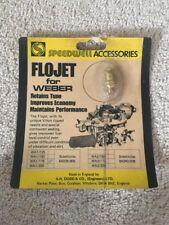 Speedwell nos Flojet Weber WA1/175. Classic Mini BMC Ford Surpresseur