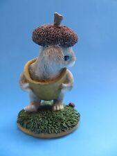 "Charming Tails Collection ""Binkey's Acorn Costume"" Le 87/429 Mint"