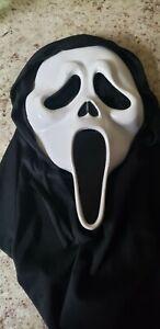 Scream Movie 2013 Ghostface Scary Halloween Mask Fun World Division Please Read