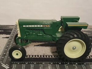 Oliver 1755 1/16 diecast farm tractor replica collectible by Scale Models