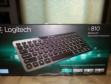 Logitech 920004292 Keyboard k810 bluetooth wireless brand new