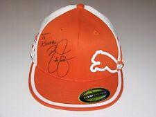 Rickie Fowler Autographed Puma Golf Hat, Cap sz 6 7/8 - 7 1/4